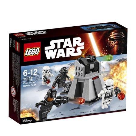 LEGO Star Wars 75132 - Bitevní balíček Prvního řádu - Výprodej