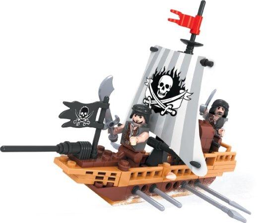 Dromader Stavebnice Piráti - 100 ks