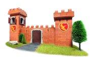 Teifoc Rytířský hrad z cihel