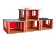 Teifoc Hasičská stanice z cihel