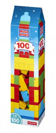 Mattel Mega Bloks First Builders mrakodrap