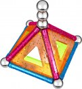 Geomag Stavebnice Glitter 22 pcs