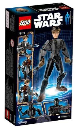 LEGO Star Wars 75119 - Seržantka Jyn Erso