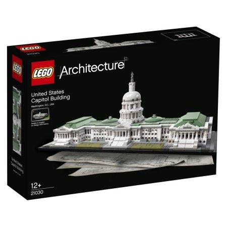 LEGO Architecture 21030 - Kapitol Spojených států amerických