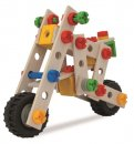 Simba Toys HEROS Constructor Čtyřkolka - 100 dílů