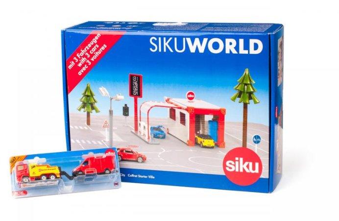 """SIKU  World - Startovací set """"City"""""""