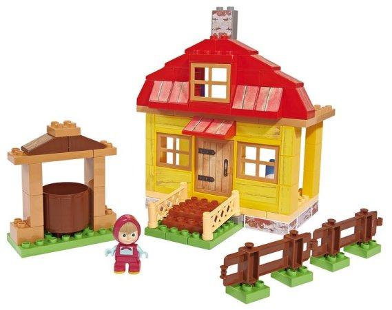 Big Bloxx Máša a medvěd - Mášin dům