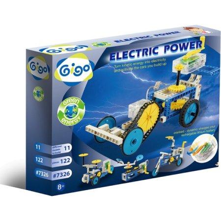 Gigo Stavebnice Electric Vehicle
