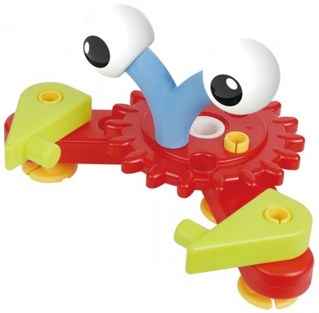 Gigo Stavebnice Junior Engineer - Crazy Monsters