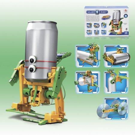 HM STUDIO Robot solární  6v1