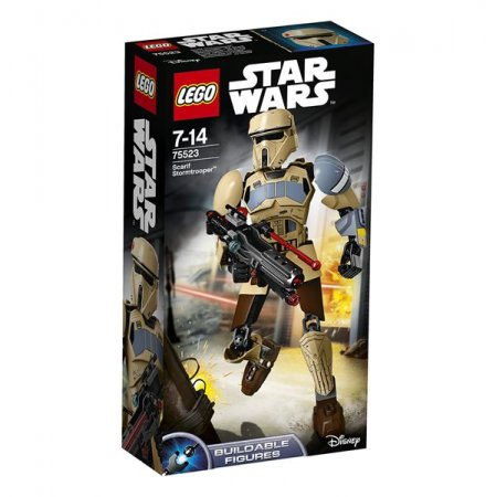 LEGO Star Wars 75523 - Stormtrooper ze Scarifu