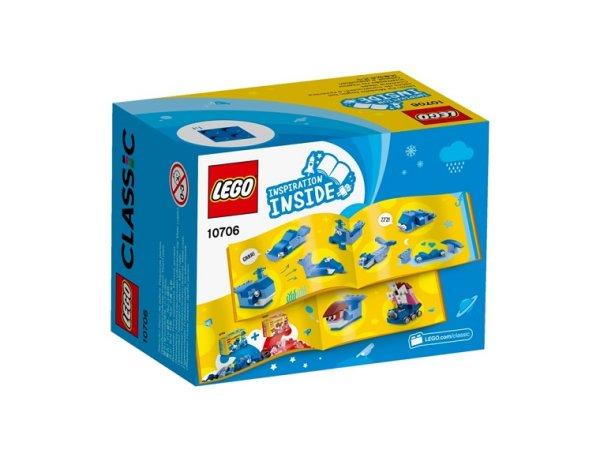 LEGO Classic 10706 - Modrý kreativní box