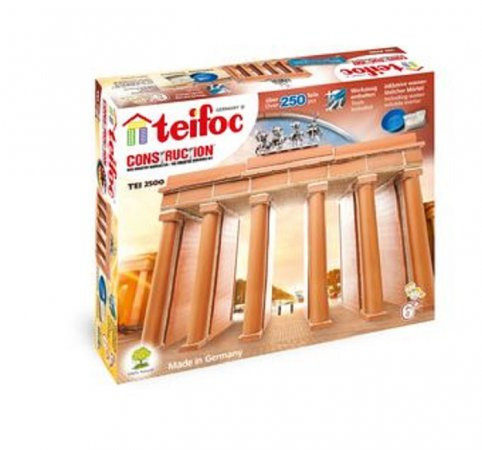 Teifoc Stavebnice Teifoc - Brandeburská brána
