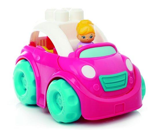 Mattel Mega Bloks First Builders - Vozidla pro malé stavitele