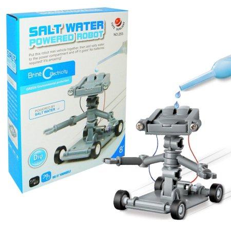 HM STUDIO Robot na slanou vodu