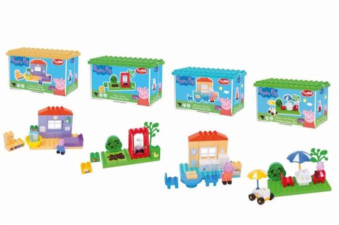 Big PlayBig Bloxx - Peppa Pig - Základní set