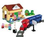 Big PlayBig Bloxx - Peppa Pig - Vláčkodráha