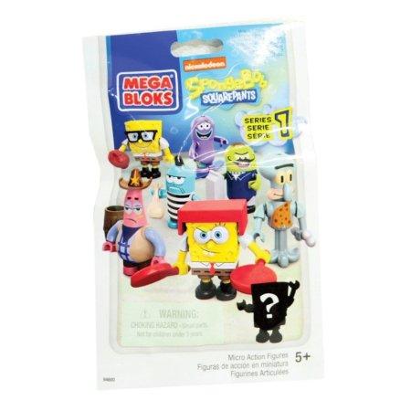 Hermanex Mega Bloks - Sponge Bob Mini figurky Serie II