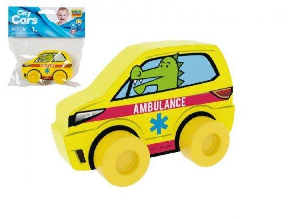 Millaminis Moje první autíčko - Ambulance krokodýl