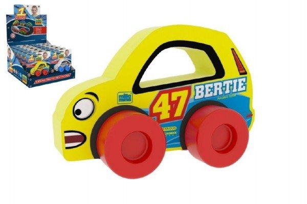 Millaminis Moje první závodní auto - Bertie 47 - žluté