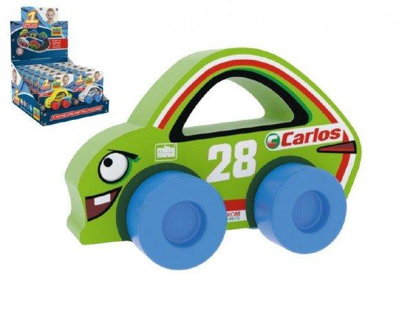 Millaminis Moje první závodní auto - Carlos 28 - zelené