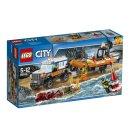 LEGO City 60165 - Vozidlo zásahové jednotky 4x4