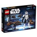 LEGO Star Wars 75532 - Průzkumný voják a speederová motorka