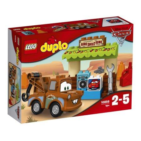 LEGO Duplo 10856 - Burákova garáž