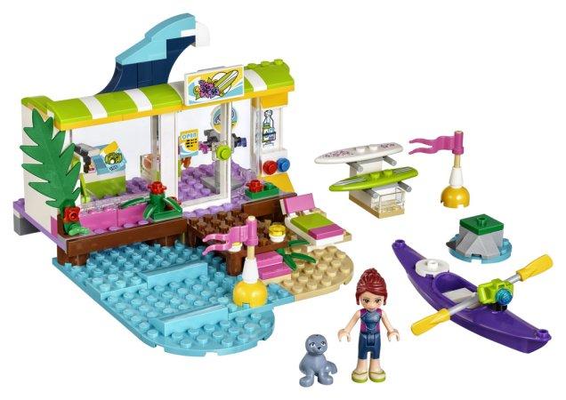 LEGO Friends 41315 - Surfařské potřeby v Heartlake - Výprodej