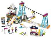 LEGO Friends 41324 - Lyžařský vlek v zimním středisku - Výprodej