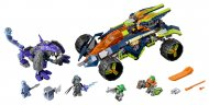 LEGO Nexo Knights 70355 - Aaronův vůz Horolezec