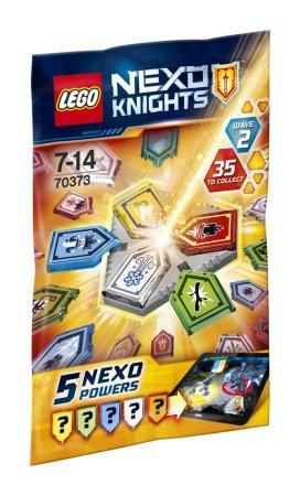 LEGO Nexo Knights 70373 - Combo NEXO Powers Wave 2