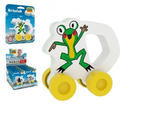 Millaminis Moje první autíčko - Žabka
