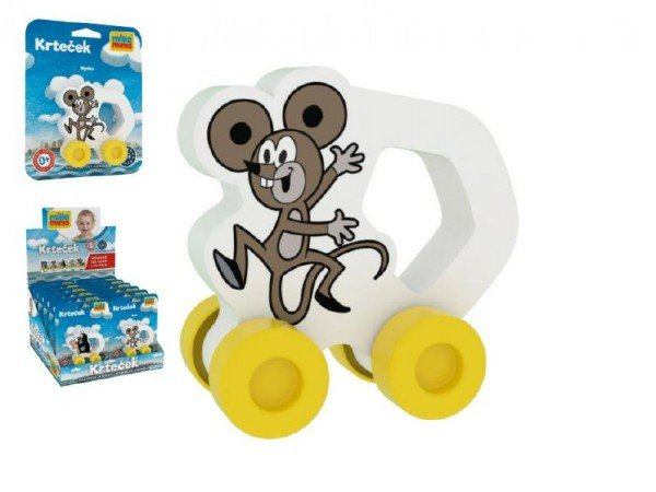 Millaminis Moje první autíčko - Myška