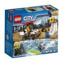 LEGO City 60163 - Pobřežní hlídka - Startovací sada - Výprodej