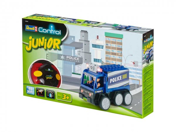 Revell Autíčko JUNIOR - Police Car