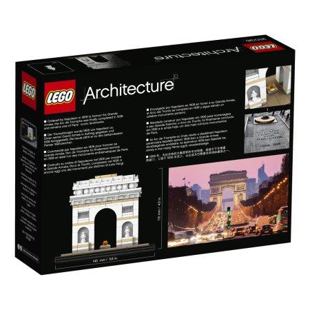 LEGO Architecture 21036 - Vítězný oblouk