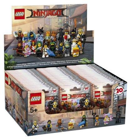 LEGO THE LEGO NINJAGO MOVIE 71019