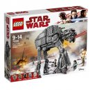 LEGO Star Wars 75189 - Těžký útočný chodec Prvního řádu