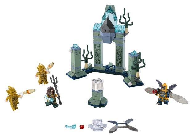 LEGO Super Heroes 76085 - Bitva o Atlantidu