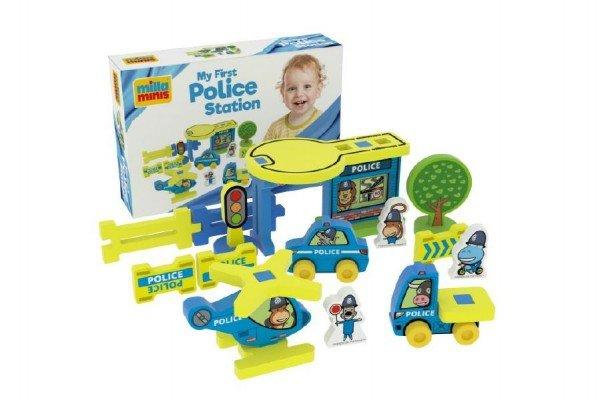 Millaminis Moje první policejní stanice - 25 ks v krabici