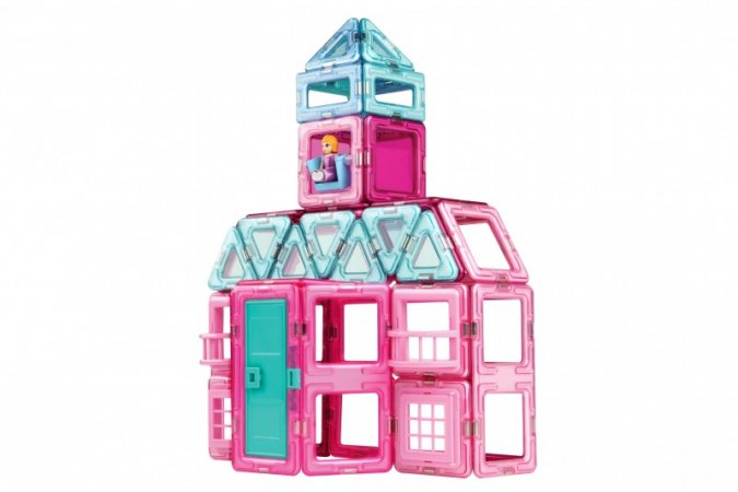 Magformers Stavebnice Magformers - Princess Castle