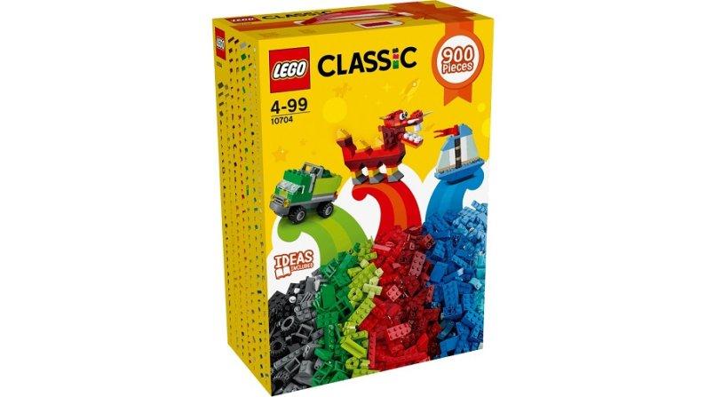 LEGO Classic 10704 - Kreativní box - Výprodej