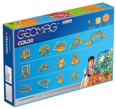 Geomag Stavebnice Geomag - Color 64 - poslední kus