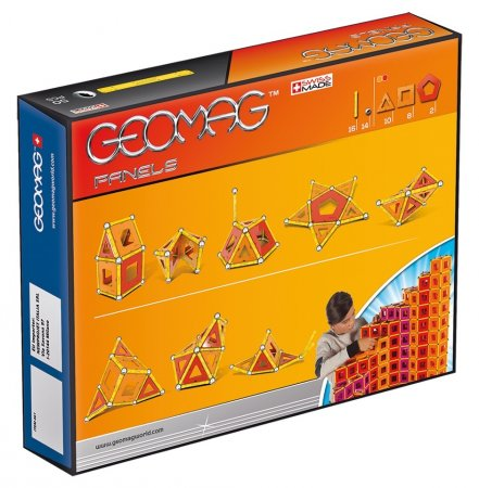 Geomag Stavebnice Geomag - Panels 50