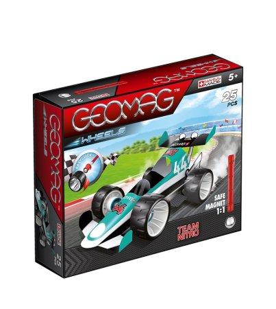 Geomag Stavebnice Geomag - Wheels 711