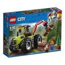 LEGO City 60181 - Traktor do lesa