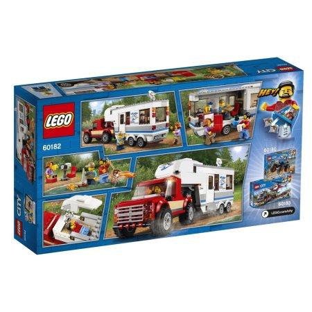 LEGO City 60182 - Pick-up a karavan