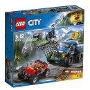 LEGO City 60172 - Honička v průsmyku