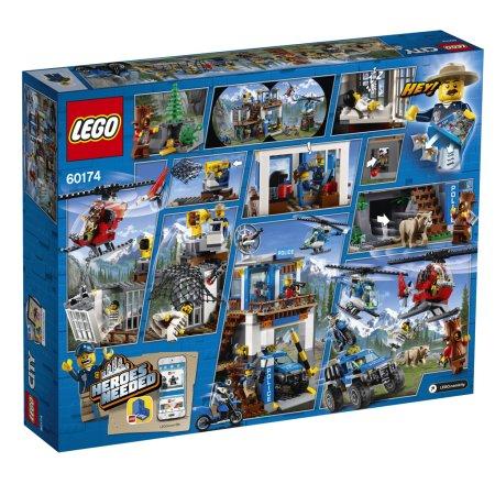 LEGO City 60174 - Horská policejní stanice